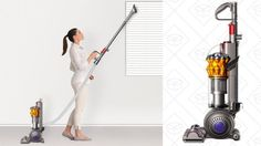 Suck Up the Savings on this Dyson Small Ball Vacuum Today Only