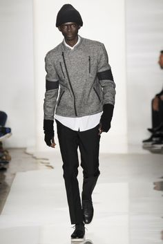 This collection has some great jackets. - Public School Collection Fall 2014 RTW