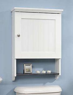 Caraway Wall Cabinet - Art Van Furniture