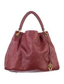 Louis Vuitton Empreinte Artsy MM, nice color!