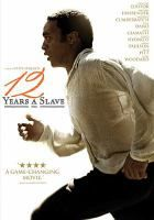 12 Years a Slave / Fox Searchlight Pictures ; directed by Steve McQueen ; screenplay by John Ridley ; produced by Brad Pitt, Dede Gardner, Jeremy Kleiner ; produced by Bill Pohlad, Steve McQueen, Arnon Milchan, Anthony Katagas ; executive producers, Tessa Ross, John Ridley ; Regency Enterprises and River Road Entertainment present a River Road, Plan B, and New Regency production ; in association with Film4 ; a film by Steve McQueen.