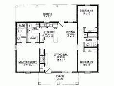 1288 decent hall way off bedrooms open floor plan laundry