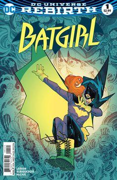 Batgirl #01 do Rebirth ganha seus previews  A nova mensal da Batgirl teve divulgada suas primeiras páginas pela DC Comics. Confira mais no link!