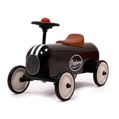 Baghera Ride-On Racer in Black D'autres jouets pour bebe => http://amzn.to/2nK8lcv