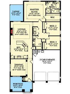 Plan 82134KA: Compact Three Bedroom Northwest House Plan