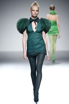 If I were a skirt: #MBFWM EGO: EVA SOTO CONDE