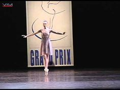 Ashley Laracey (NYCB): Contemporary Variation, YAGP 2001 (Age 15) Lyrical Dance, City Ballet, New York City, Nyc, America, Contemporary, New York