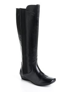 Kenneth Cole Miso Pretty Leather Boots, $109