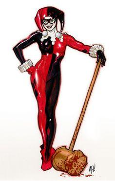 Harley Quinn - Alerquina