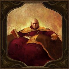 Hierarcha Hemelfart Larp, Gaming, House, Painting, Videogames, Home, Painting Art, Paintings, Game
