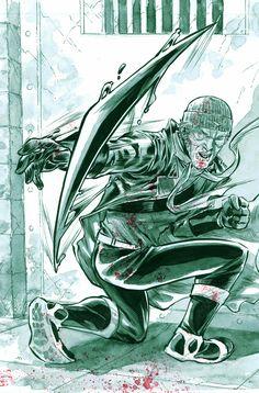 Captain Boomerang by Francis Manapul Comic Book Heroes, Comic Books, Captain Boomerang, Brave And The Bold, Kid Flash, Fastest Man, Dc Characters, Man Alive, Comics