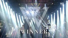 WINNER - EMPTY @ 140817 SBS Inkigayo [DEBUT STAGE]!