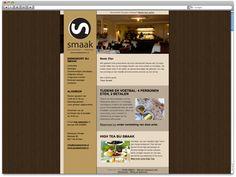 Restaurant Smaak - E-mailmarketing