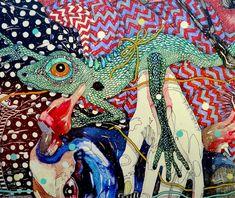 DEL KATHRYN BARTON (1972 - ), Decorative Bookplate