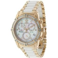 @Overstock - This lovely women's watch from Swiss Precimax features a silver case with a coordinating ceramic case. The mother of pearl dial sets the stage for super luminous hands and markers for easy and stylish time-telling.http://www.overstock.com/Jewelry-Watches/Swiss-Precimax-Womens-Ceramic-Diamond-Watch/6834040/product.html?CID=214117 $217.79
