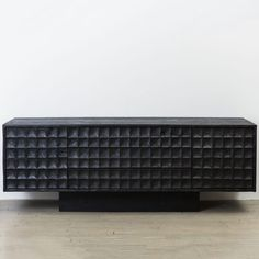 Yard Sale Project - Yard Sale Project, Pure Black Console, UK, 2017 offered by Todd Merrill Studio on InCollect Interior Design Plants, Interior Desing, Interior Styling, Furniture Sale, Furniture Design, Furniture Storage, Console Cabinet, Low Cabinet, Sideboard Cabinet