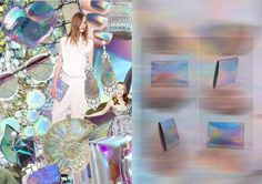 SS13 TREND ALERT-  Holographic