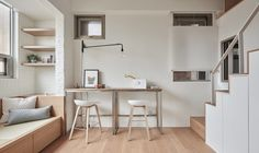 Galería de Apartamento de 22 m2 en Taiwan / A Little Design - 13