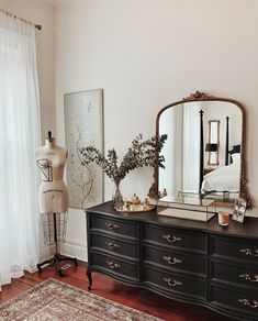 Nesting phase in full force! By Home Bedroom, Bedroom Decor, Aesthetic Room Decor, Home And Deco, My New Room, Home Decor Inspiration, Home Interior Design, House Design, Furniture