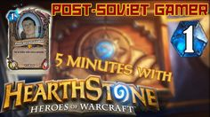 Hearthstone Gameplay: TWO LEGENDARIES IN ONE PACK?! - 5 minutes with Hea...
