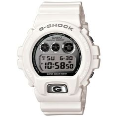 G-Shock Vintage Metal 6900 Watch - White [Watch] Casio Casio. $75.00. Brand:Casio. Dial color: digital dial. Condition:brand new with tags. Band color: matte white. Model: DW6900MR-7. Save 38% Off!