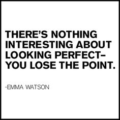 haha such a different way to look at perfectly dolled up girls, but so true.