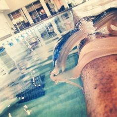 But for now, you know you have all you need right here. | The 24 Stages Of Taking Up Swimming