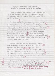 essay sample questions