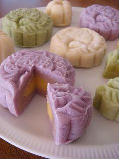 i bake for you.blogspot.com Moon Cakes