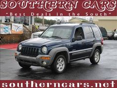 2004 Jeep Liberty for sale in Greer, SC