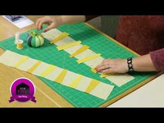 Sew Easy: Faux Piecing — Simple & Quick! - YouTube