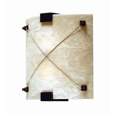 2nd Ave Design Maxton 2-Light Wall Sconce Finish: Golden Verde Premium, Shade Option: Faux Alabaster