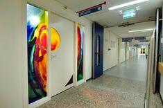 Stiltecentrum MST (Ziekenhuis) Enschede Ontwerp en uitvoering: Annemiek Punt 2004