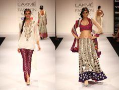 Lakme Fashion Week #desi #indian #couture