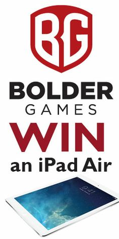 Win an #iPad #Air! #competition