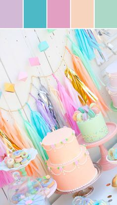Event Inspiration | Minted and Vintage Party
