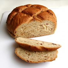 Cookistry: Maple Bacon Bread - yes, I went there
