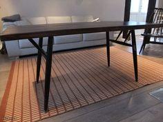 Ilmari Tapiovaaran Pirkka -pöytä / Pirkka table designed by Ilmari Tapiovaara