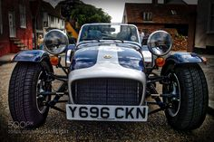 Caterham Seven by KymeWebster