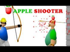 Youtube Game e Vlog  : Apple Shoote foi muito engraçando