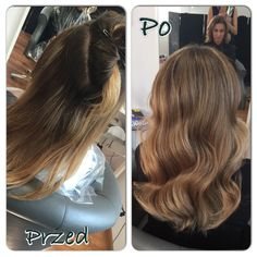 Aniowy blond   #hair #hairdresser