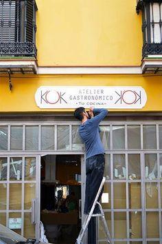 KOK TU COCINA: Un espacio diferente en Sevilla | Tarta Chic