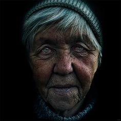 Wrinkled Faces: Portraits by Andrey Zharov | Inspiration Grid | Design Inspiration