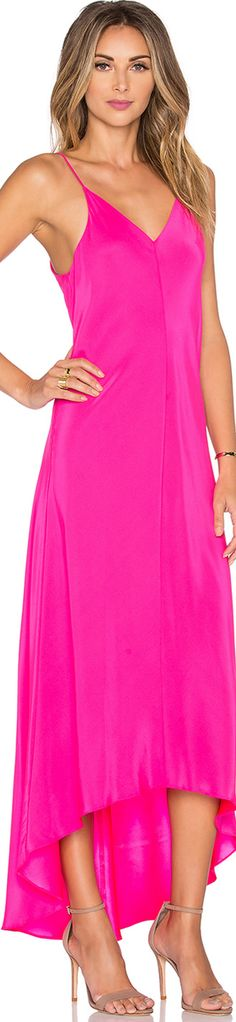 AMANDA UPRICHARD Julia Maxi Dress LOLO