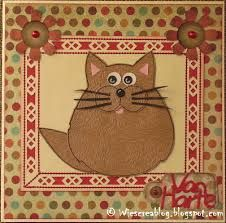 Marianne Design Uil - COL1302 - Poes