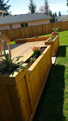 Best Backyard Patio Deck Design Ideas If your house is in dire need of some outdoor space, adding a patio or deck can increase your square foot without robbing your children of their college educations. Each option offers an area… Continue Reading → Backyard Patio Designs, Backyard Landscaping, Patio Decks, Landscaping Ideas, Trex Decking, Pergola Canopy, Deck With Pergola, Composite Decking, Pergola Patio