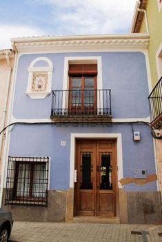 42 Best Fachadas De Casas De Pueblo Images On Pinterest Townhouse - Fachadas-antiguas-de-casas