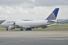 United Airlines Boeing 747-400; N197UA@FRA;01.07.2012/659bi