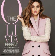 Olivia Palermo For Cosmopolitan Australia, June 2015