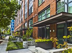 Expo Apartments | Runberg Architecture Group
